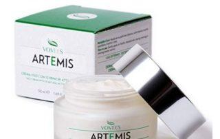 Crema Viso Antirughe Vovees Artemis