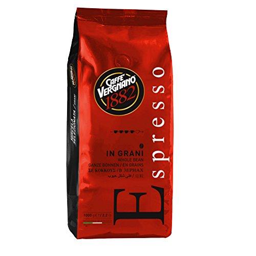 Caffè in grani Vergnano 1882