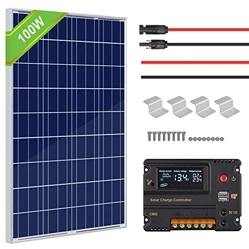 Pannelli Fotovoltaici Kit Eco Worthy