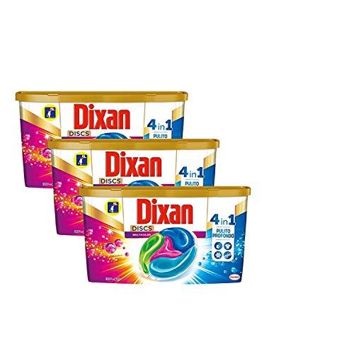 Detersivo Lavatrice Dixan Discs