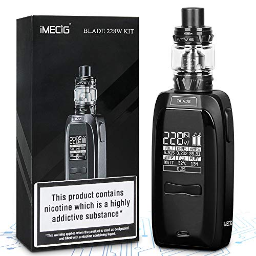 Sigaretta Elettronica iMECiG Kit Blade 228W